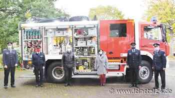 Aus einsatztaktischen Gründen: Feuerwehr Lüthorst erhält den Zuschlag - leinetal24.de