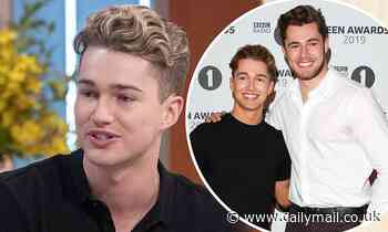 AJ Pritchard discusses his OCD battle and need to be 'in control'