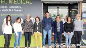 """Pins-Justaret. """"Transmission familiale"""" à la pharmacie de la Croisette - LaDepeche.fr"""