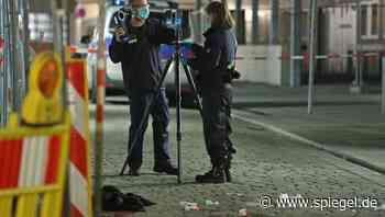 Terroranschlag in Dresden: Ermittler prüfen Schwulenhass als Tatmotiv - DER SPIEGEL