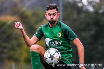 Romano Males will mit dem SV Herten in die Landesliga - Bezirksliga Hochrhein - Badische Zeitung