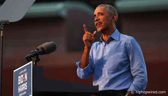 Barack Obama Slams President Trump During Campaign Speech For Joe Biden