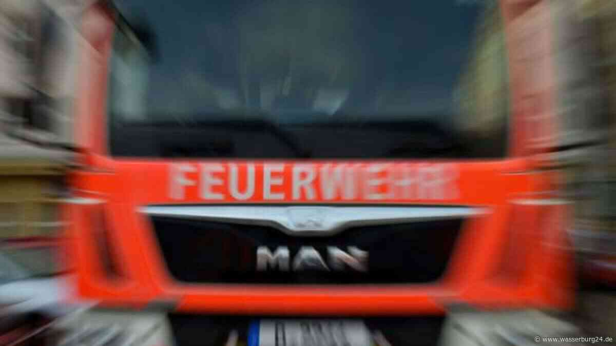 Einsatz am Dienstag: Brandalarm in Baumarkt weckt Einsatzkräfte in Stephanskirchen - wasserburg24.de