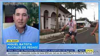Entrevistas Reactivan actividad turística en Pedasí - TVN Panamá