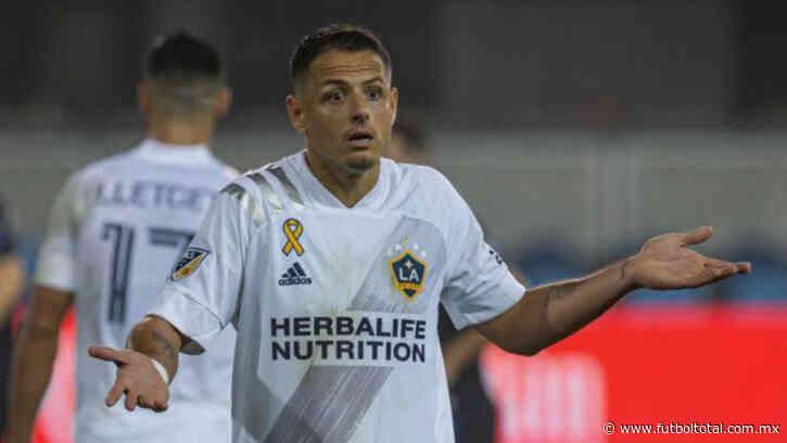 LA Galaxy cierra puerta a salida de Chicharito