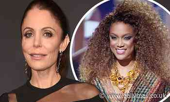 DWTS: Bethenny Frankel calls out Tyra Banks after 'ban' claims