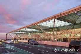 Man arrested at Stanstead Airport for Terror offences — UKNIP - uknip.co.uk