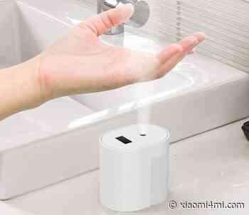 Esterilizador de alcohol Xiaomi, un éxito de vetas - Noticias Xiaomi - Xiaomi4Mi