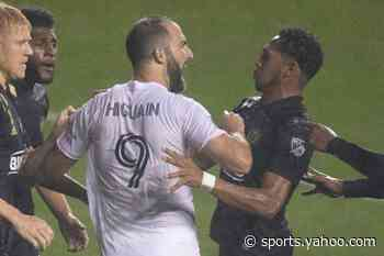 Miami boss warns Higuain after red card