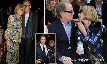 Has Anna Wintour found love actually? Vogue editor grows close to Bill Nighy amid split from husband