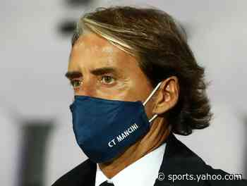 'No disrespect intended': Italy coach Mancini apologises for Covid cartoon
