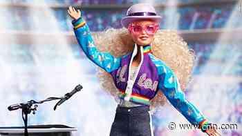 Elton John is getting his own Barbie doll