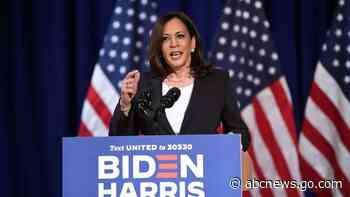 Democrats of color rally around Kamala Harris amid discrimination, political attacks