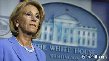 House committee subpoenas Education Department staff over for-profit colleges