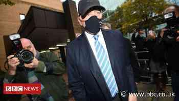Boris Becker accused of not handing over tennis trophies to pay debts