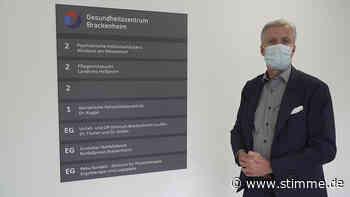 Einblick in das neue Gesundheitszentrum in Brackenheim - Heilbronner Stimme