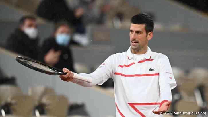 Novak Djokovic: Roger Federer and Rafael Nadal wanted to take no part in PTPA