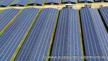Fotovoltaik bei Friedheim?
