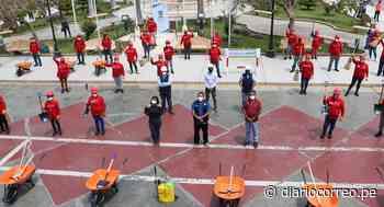 Buscan reactivar la economía con empleos temporales en San Pedro de Lloc - Diario Correo