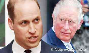 Prince William 'unleashes wrath' at Prince Charles for 'failing to live up to royal role'
