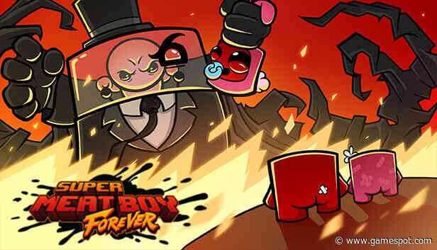 Super Meat Boy Forever: Hours Of New Footage Emerges, Featuring Many, Many Deaths
