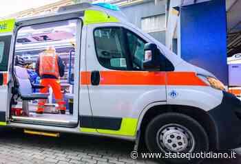 SS16, incidente a San Ferdinando di Puglia: 2 feriti - StatoQuotidiano.it