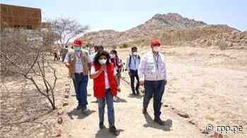 Lambayeque: Complejo arqueológico de Túcume reinicia sus actividades - RPP Noticias