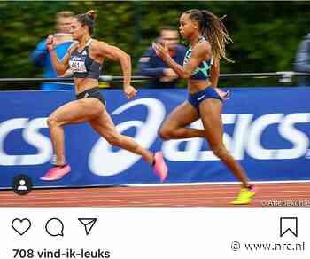 Sporters klussen bij op Instagram: 'Ik wil eigenlijk gewoon rennen' - NRC