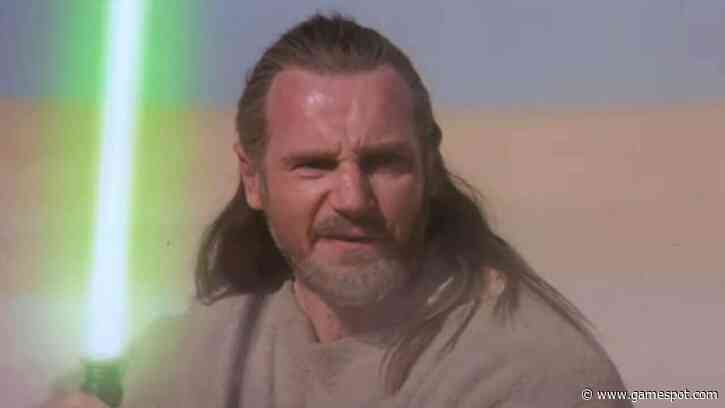 Star Wars: Liam Neeson Says Disney Hasn't Approached Him About Playing Qui-Gon Jinn Again