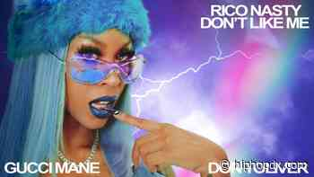 Rico Nasty Enlists Gucci Mane & Don Toliver For 'Don't Like Me' Single