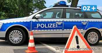 Putbus: Unfall auf Rügen fordert zwei Verletzte - Ostsee Zeitung