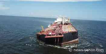 Trinidad says idle Venezuela oil vessel not a threat. Environmentalists are not convinced.