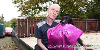 Gummersbach: Ballon aus England landet in Garten von Gummersbacher - Kölnische Rundschau