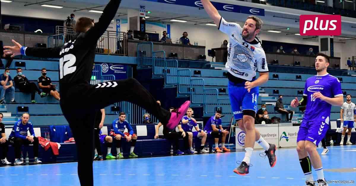 Handball: TV Hüttenberg verliert knapp in Gummersbach - Usinger Anzeiger