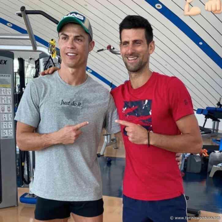 Leander Paes compares Novak Djokovic to football superstar Cristiano Ronaldo