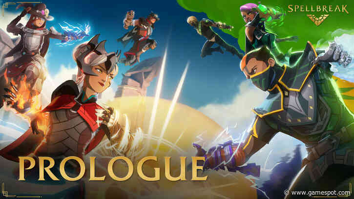 Spellbreak Adds A New Mode And Prologue Chapter In Major Update