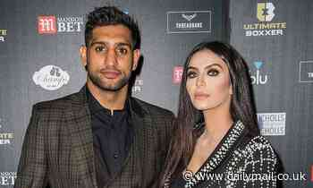 Police are called to Amir Khan's £1.5million mansion over 'bust-up'