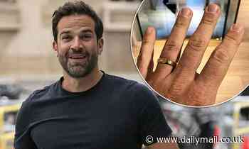 Gethin Jones laughs off fooling pals into thinking he was married