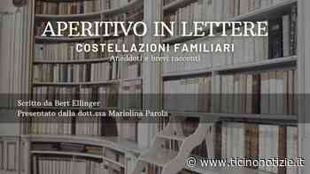 Magenta, stasera all'XO Aperitivo in Lettere - Ticino Notizie