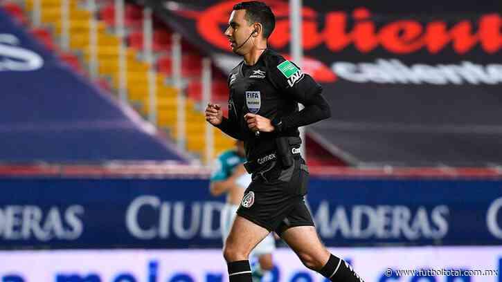 César Ramos no pitará la jornada 15 tras polémica con Herrera