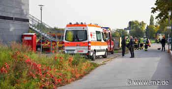 Eppelheim: Chlorgeruch an der Eissporthalle - Gebiet abgesperrt - Rhein-Neckar Zeitung