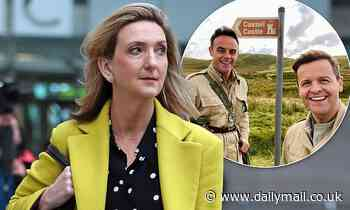 Victoria Derbyshire 'has signed up to star in I'm A Celebrity'