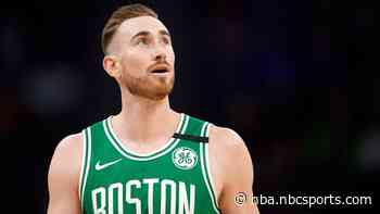 Rumor: Some in Indiana want to trade for Gordon Hayward