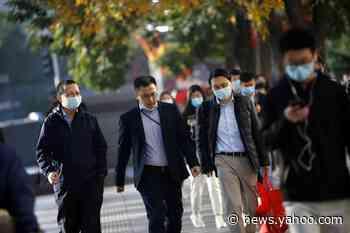 China reports 18 new coronavirus cases