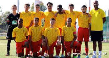 """Olivier Maffey (FC Martigues) """"Nous avons été touchés par le Covid au sein de notre effectif U17"""" - Actufoot"""