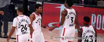 Les Raptors de Toronto pas si près de Louisville