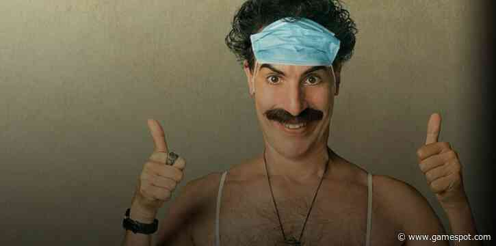 Very Nice--Borat 2 Released Early, Here's How To Watch It Right Now