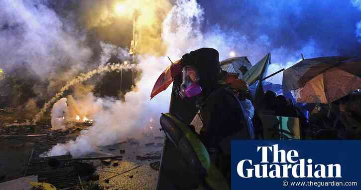 MPs urge Dominic Raab to demand China return detained Hong Kong protesters