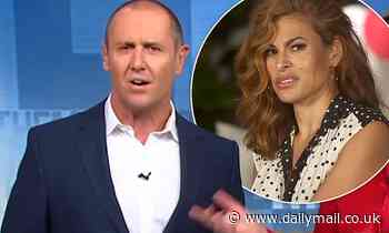 Eva Mendes offers a brutal response to The Morning Show host Larry Emdur