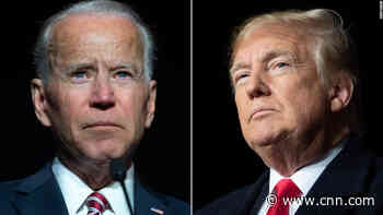 Fact checking the final 2020 presidential election debate